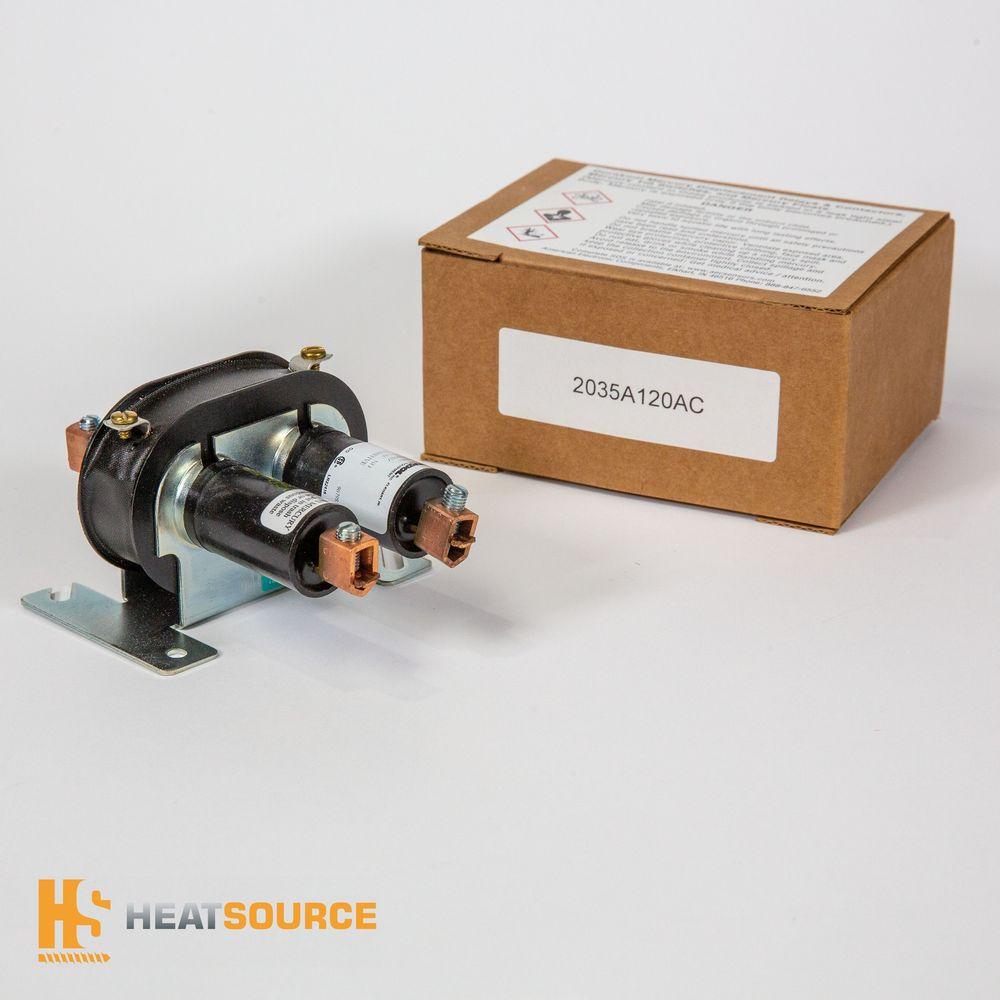 Durakool Mercury Relay 2035A120AC