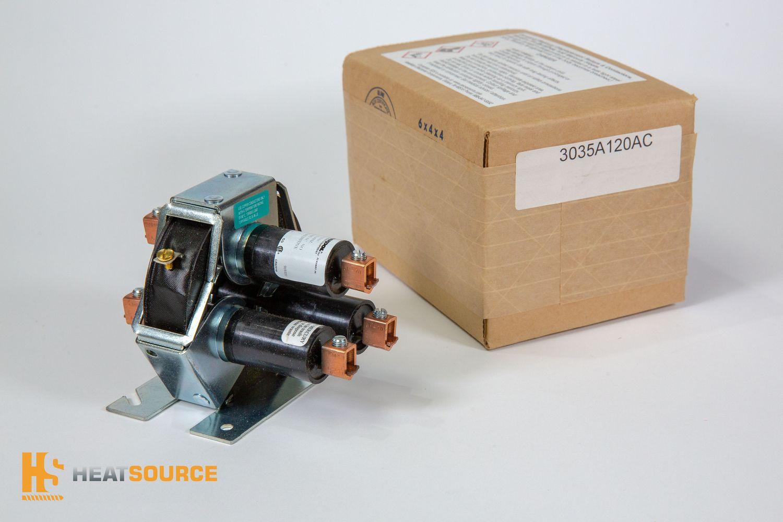 Durakool Mercury Relay 3035A120AC