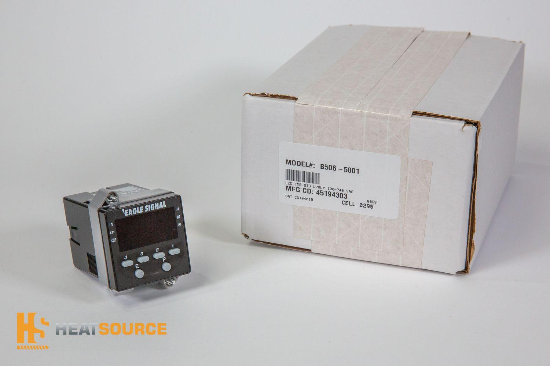 Heatsource inc Eagle Signal Standard Programmable Timer B506-5001
