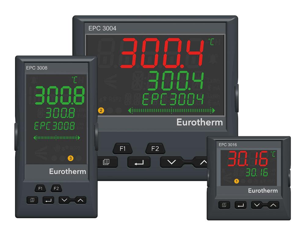 Heatsource inc Eurotherm Programmable Controllers EPC3000