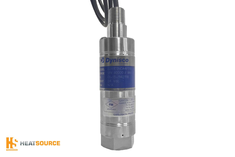 Heatsource inc Dynisco Pressure Transmitter SPX Industrial (2280/2281) Series