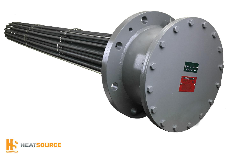Heatsource inc Indeeco Explosion-Proof Heater ~